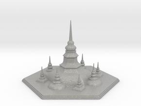 Pagoda in Aluminum