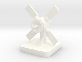 Mini Space Program, Orbiter Probe 2 in White Processed Versatile Plastic