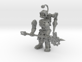 28mm Tech Cult engineer in Gray Professional Plastic