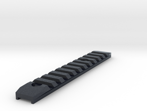 SRS long picatinny rail in Black PA12