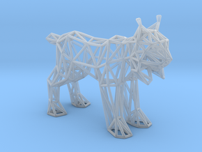 Spanish Lynx (adult) in Smooth Fine Detail Plastic