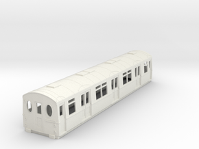 o-87-district-f-double-ended-motor-coach in White Natural Versatile Plastic