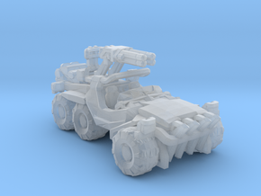 RDA SWANa2 160 scale in Smoothest Fine Detail Plastic