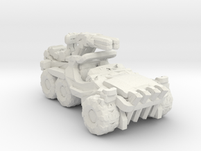 RDA SWANa2 285 scale in White Natural Versatile Plastic