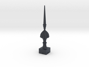 Signal Finial (Victorian Spike) 1:6 scale in Black PA12