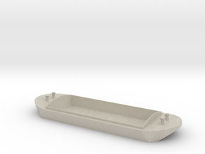 OO / HO / ERTL T&F Barge - Small in Natural Sandstone