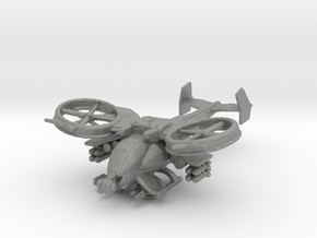 Scorpion Gunship V2 160 scale in Gray PA12