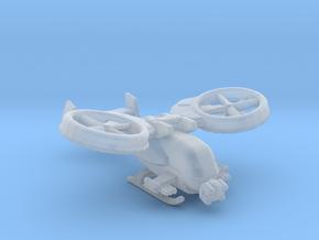 gunship v1 285 scale in Smooth Fine Detail Plastic