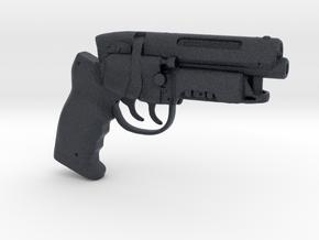 Deckard's Blaster (1:6 Scale) in Black PA12