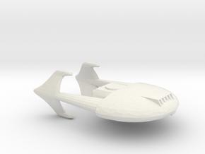 NTB5 Centaur Transport in White Natural Versatile Plastic