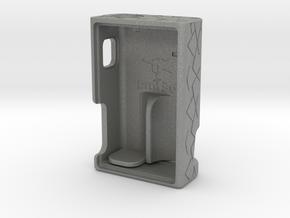 SHATTR3D Mech Squonk Mod  in Gray PA12