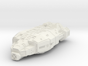 Bandit (1/144) in White Natural Versatile Plastic