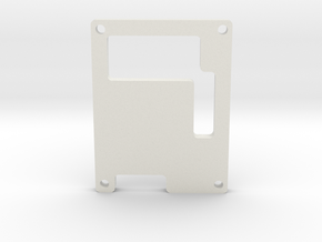 6_Channel_ServoControllerEnclosure_Cover.ipt in White Natural Versatile Plastic