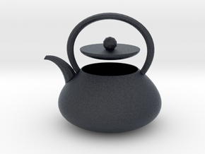 Decorative Teapot in Black Professional Plastic
