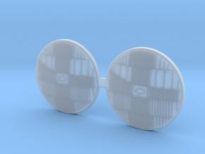 Lenses for Suzuki Samurai (SJ413) Grille (PL Sumo) in Smoothest Fine Detail Plastic