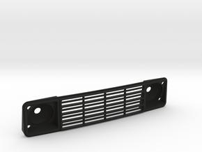 Suzuki Samurai (SJ413) Grille  -Speedway Pal in Black Natural Versatile Plastic