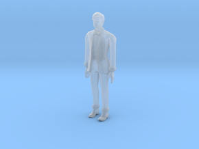 Printle V Homme 1226 - 1/40 - wob in Smooth Fine Detail Plastic