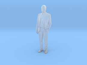 Printle C Homme 968 - 1/40 - wob in Smooth Fine Detail Plastic