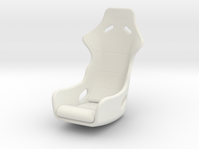 Race Seat ProSPA - 1/24 in White Natural Versatile Plastic