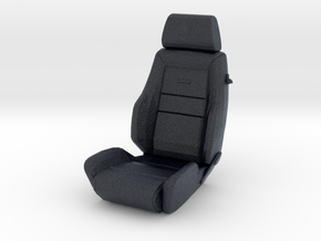 Sport Seat - RType2 - 1/24 in Black Professional Plastic