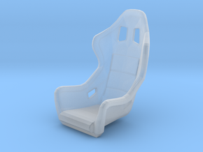 Race Seat - FType - 1/24 in Smooth Fine Detail Plastic