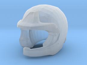 Helmet S-Rallye - 1/10 in Smooth Fine Detail Plastic