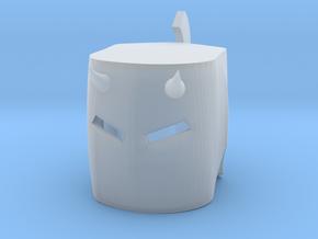 executionerhelm in Smooth Fine Detail Plastic