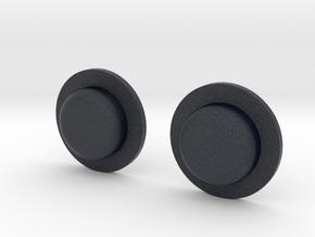 Sportello Billet Box Rev4 Button v2.0 Variante 1 in Black PA12