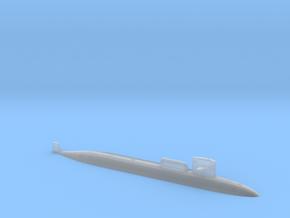 USS ARCHERFISH SSN-678 WL - 1250 in Smooth Fine Detail Plastic