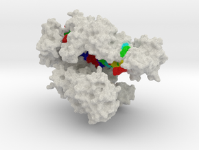 CRISPR-Cpf1 in Natural Full Color Sandstone