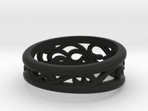 Dark Souls Sun Princess Ring in Black Premium Versatile Plastic: 5 / 49