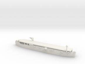 IJN Kumano Maru 1/1800 in White Natural Versatile Plastic