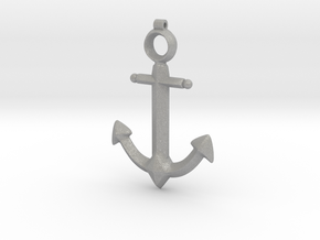 Anchor Pendant - Jaina - World of Warcraft in Aluminum
