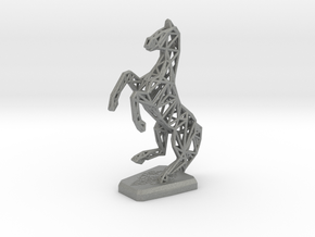 Horse in Gray Professional Plastic