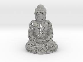 Buddha in Aluminum