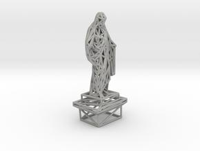 Christ statue in Aluminum