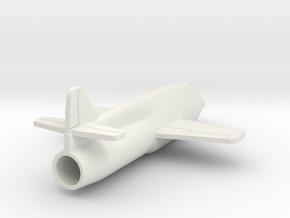 (1:144) Skoda Kauba SK P.14 (Alternative Design) in White Natural Versatile Plastic
