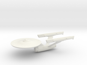 Phase 2 Enterprise in White Natural Versatile Plastic