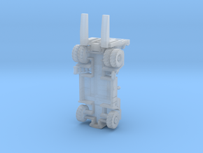 HysterH1050 forklift rev2 in Smoothest Fine Detail Plastic: 1:200