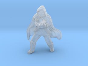 Grunge Trooper Flamer Thrower in Smoothest Fine Detail Plastic