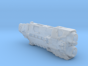 UNSC Pillar Of Autumn ver.3 in Smooth Fine Detail Plastic