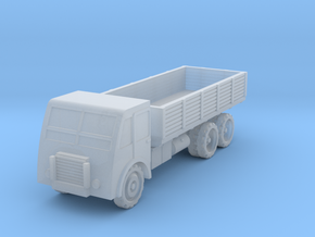 10 ton GS lorry 1:200 in Smooth Fine Detail Plastic