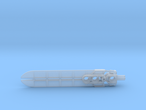 32552 | Technic Weapon Double Edged Sword in Smooth Fine Detail Plastic
