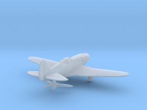 1/144 Soviet MiG-3 wheels down in Smooth Fine Detail Plastic