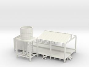sawmill  in White Natural Versatile Plastic