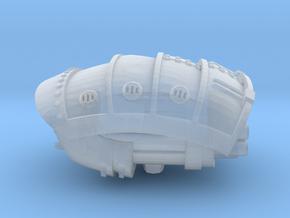 Questoris Rocket Pod in Smoothest Fine Detail Plastic