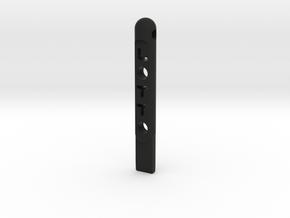 tool Lotto Scratch Card Scraper Ver2 in Black Premium Versatile Plastic