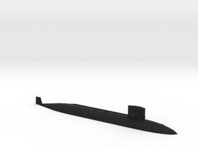 SSN-637 STURGEON 1250 WL 20180826 in Black Premium Versatile Plastic