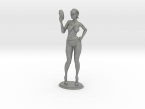 Mini Lana in Gray Professional Plastic