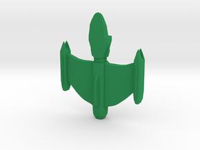 Romulan - Scout in Green Processed Versatile Plastic
